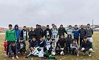 Kaman'da futbol turnuvası düzenlendi