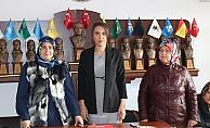 MHP Gölbaşı Kadın Kolları Başkanı Gülsüm Özçelik oldu