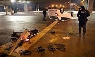Başkentte trafik kazaları: 3 yaralı