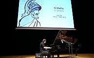 Fazıl Say Konya'da konser verdi