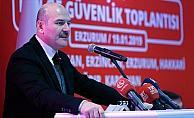 İçişleri Bakanı Süleyman Soylu: Türkiye seçim güvenliği konusunda önde gelen ülkelerden