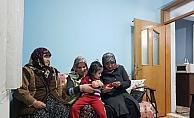 Karahan, engelli ailesinin