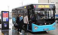 Sivas'ta 26,7 milyon kişi toplu taşıma kullandı
