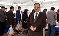 Başkent'te Tanzim Satışta 2 Günde 150 Ton Sebze Satıldı