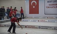 Türkiye Bocce 1. ve 2. Bocce Ligleri 1. Etabı Kahramankazan'da yapıldı
