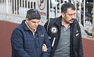 Kayseri'de düzensiz göçmen yakalanması