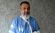 Kırıkkale'de eczacı eşinin, doktoru darbettiği iddiası