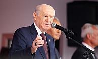 MHP Genel Başkanı Bahçeli: Türkiye'nin karşısında puslu bir ittifak kurulmuştur