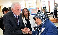 MHP Suşehri Kadın Kolları buluştu