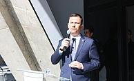 Şehit Demet Sezen Spor Merkezi tanıtım töreni