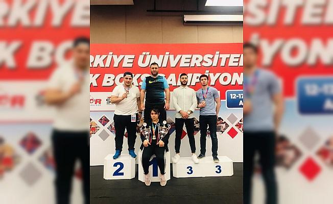 Selçuk Üniversitesi öğrencilerinin başarısı