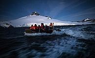 Türkiye'den Antarktika'da 'koordinatlı' harita çalışması