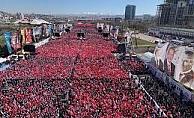 (Video Haber) quot;Hırsız Mansurquot;  Büyük Ankara Mitinginde bu sloganlar atıldı.