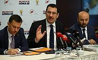 AK Parti'li Yavuz: Seçim güvenliğini zedeleyenlerle ilgili suç duyurusunda bulunacağız