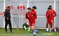 Demir Grup Sivasspor'da Medipol Başakşehir maçı hazırlıkları