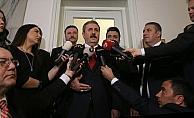 Destici'den Kılıçdaroğlu'na ziyaret