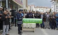 Eski Mucur Belediye Başkanı Arslan toprağa verildi