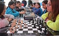 Kırşehir'de satranç il birinciliği müsabakaları