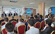 AK Parti Karaman İl Teşkilatı, il yönetimini tanıttı