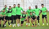 Atiker Konyaspor'da Akhisarspor maçı hazırlıkları