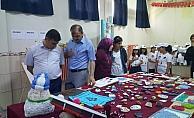 Beyşehir'de zeka oyunları sergisi açıldı