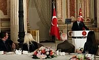 Cumhurbaşkanı Erdoğan: 2021'de AKM'yi inşallah opera binası olarak yetiştireceğiz