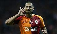 Eren Derdiyok, Galatasaray'a veda etti