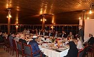Gölova'da şehit aileleri ve gaziler için iftar programı