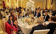 Şehit aileleri için iftar programı