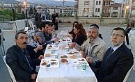 Şehit Mehmet Çifci İmam Hatip Ortaokulu iftarda buluştu