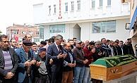 Suşehri'nde vefat eden zabıta memuru toprağa verildi