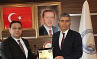 TSO Başkanı Eken Belediye Başkanı Yüksel'i ziyaret etti