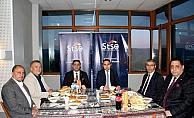 TSO üyeleri Suşehri'nde iftarda buluştu