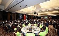 Uzunkaya, Ankara Emniyet Müdürlüğünün iftarına katıldı