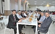Yerköy Belediyesinden personele iftar
