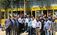 AK Parti Konya Milletvekili Samancı Hüyük'te