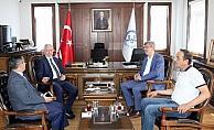 Ankara Müftüsü Sönmezoğlu'ndan, Beypazarı müftülüğüne ziyaret