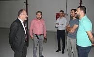 Beyşehir OSB'ye yeni tekstil fabrikası kuruluyor