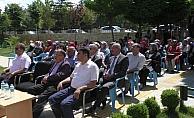 Beyşehir'de yıl sonu sergisi açılışı