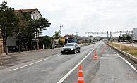 GÜNCELLEME - Kırıkkale-Yozgat kara yolu sel nedeniyle trafiğe kapatıldı