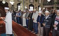Kahramankazan'da Mursi için gıyabi cenaze namazı
