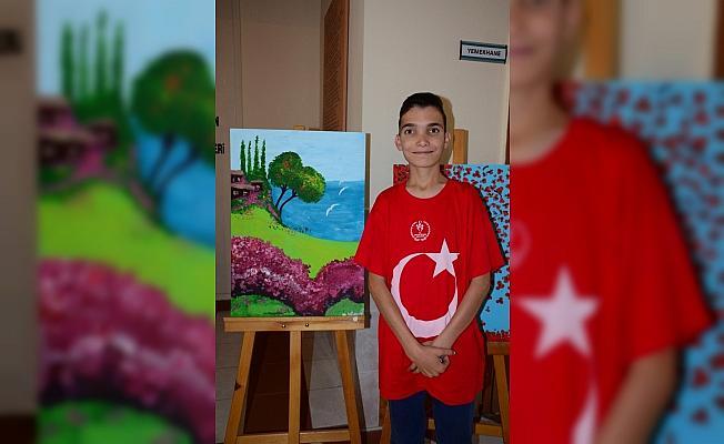 Karaman'da sergi açılışları