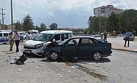 Karaman'da trafik kazası: 6 yaralı