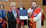 KMÜ'de akademik atama ve yükseltme ödül töreni