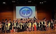 KMÜ'de mezuniyet töreni