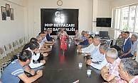 MHP Genel Başkan Yardımcısı Yıldırım, Beypazarı'nda
