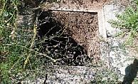 Seydişehir'de rögar kapakları çalındı