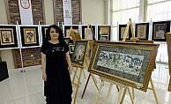 Sivas'ta El Sanatları Sergisi