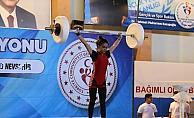 15 Yaş Altı ve Yıldızlar Türkiye Halter Şampiyonası