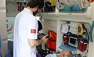 'Akıllı ambulans'lar Bolu'da hizmette